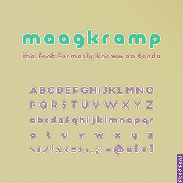 Preview of Maagkramp