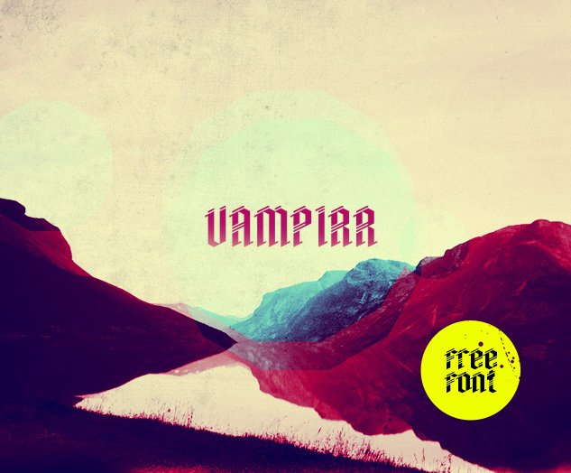 Preview of Vampirr