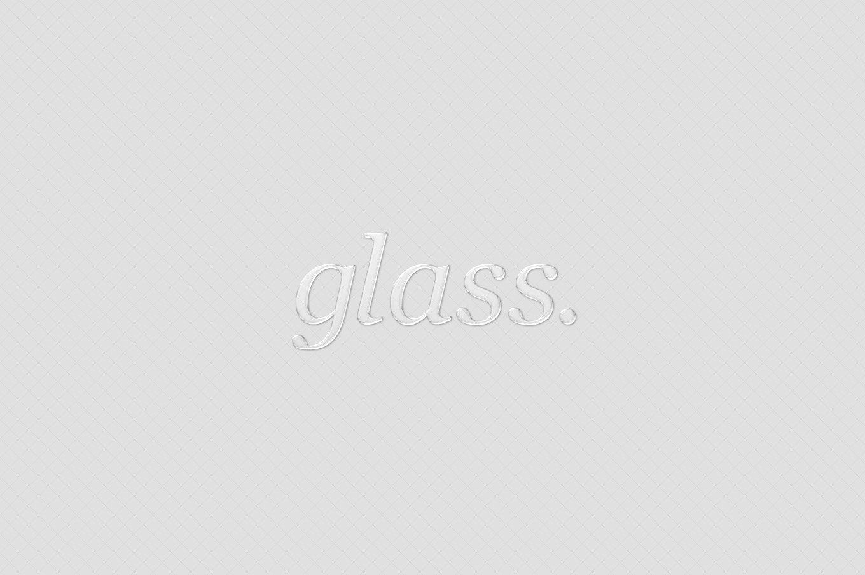 Tutorial: Transparent Glass Style | PSDchat
