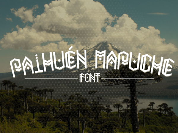 Preview of Paihuen Mapuche