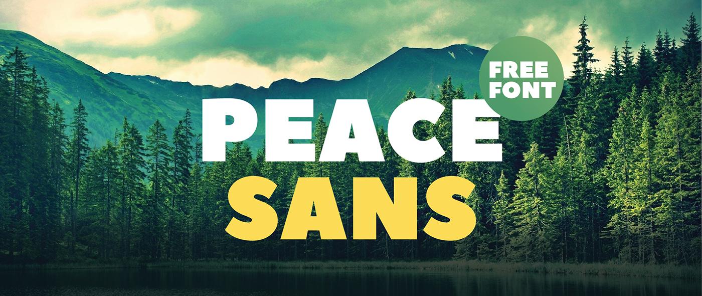 Peace Sans Preview