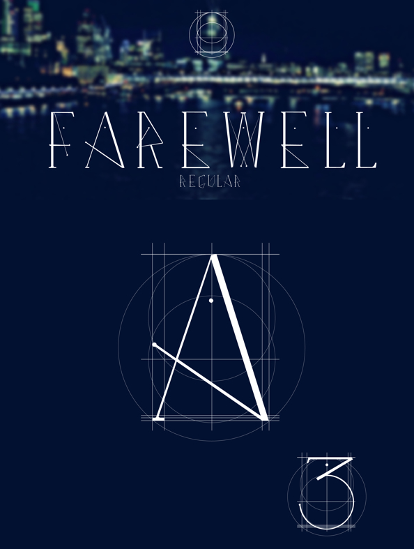 Preview of Farewell