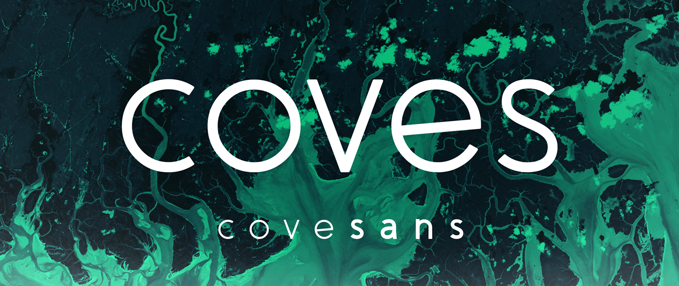 Coves Font Preview