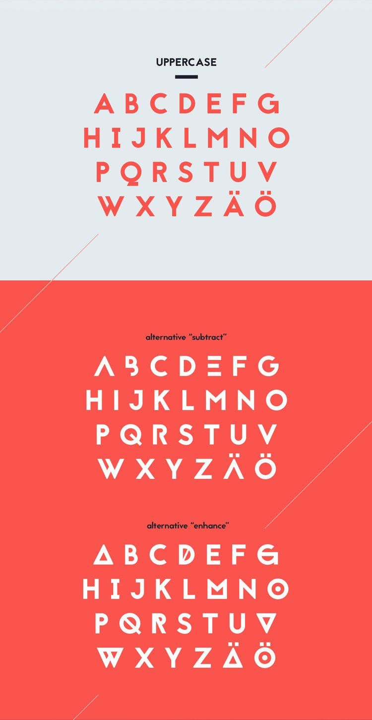 Jaapokki - Free Font - Preview Image