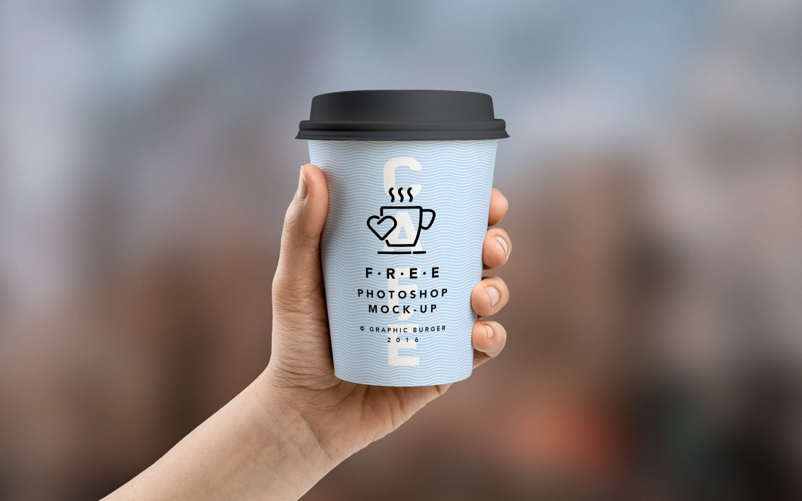 Mockup: Coffee Cup - Preview Image