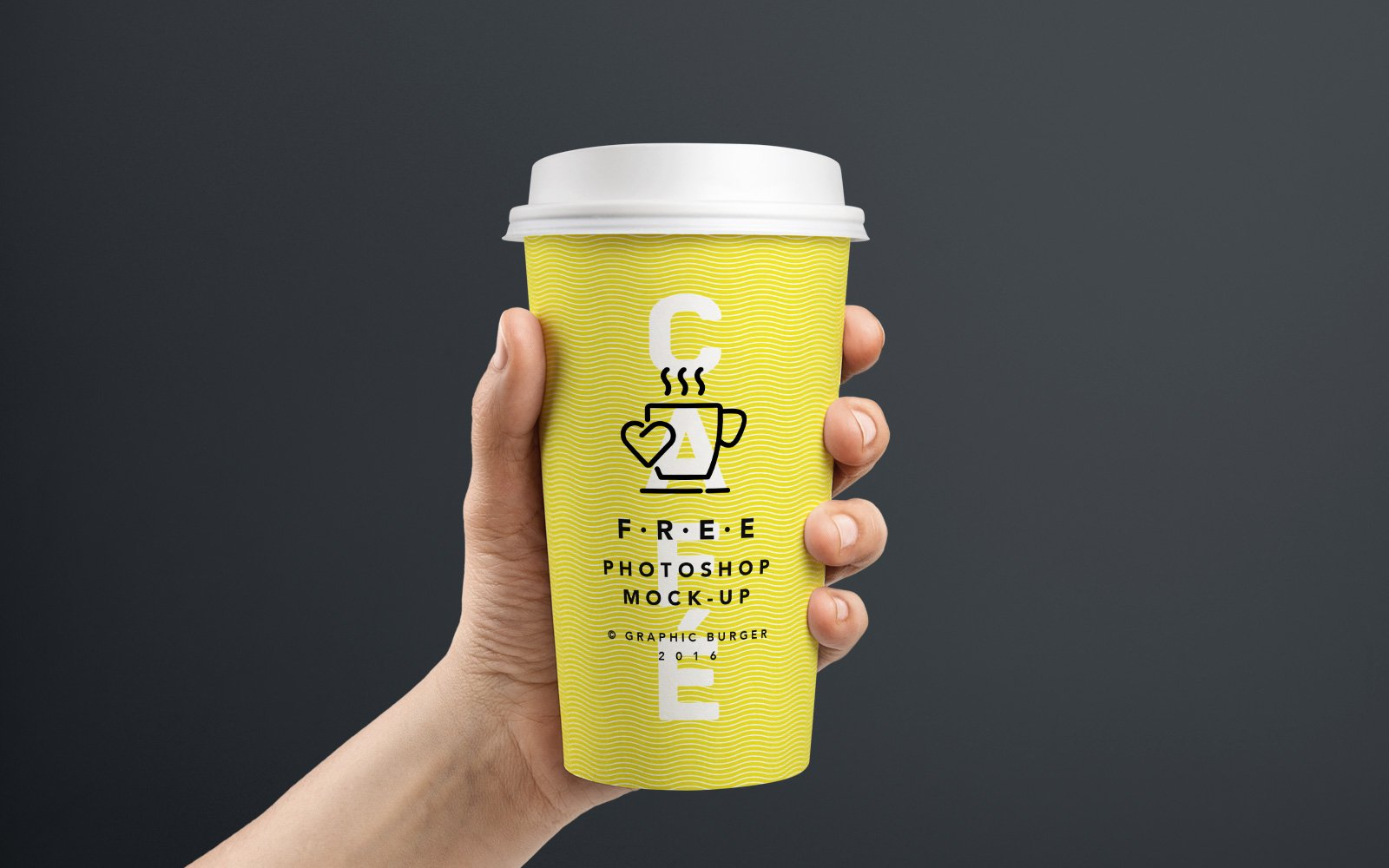 Mockup: Coffee Cup - Preview Image2