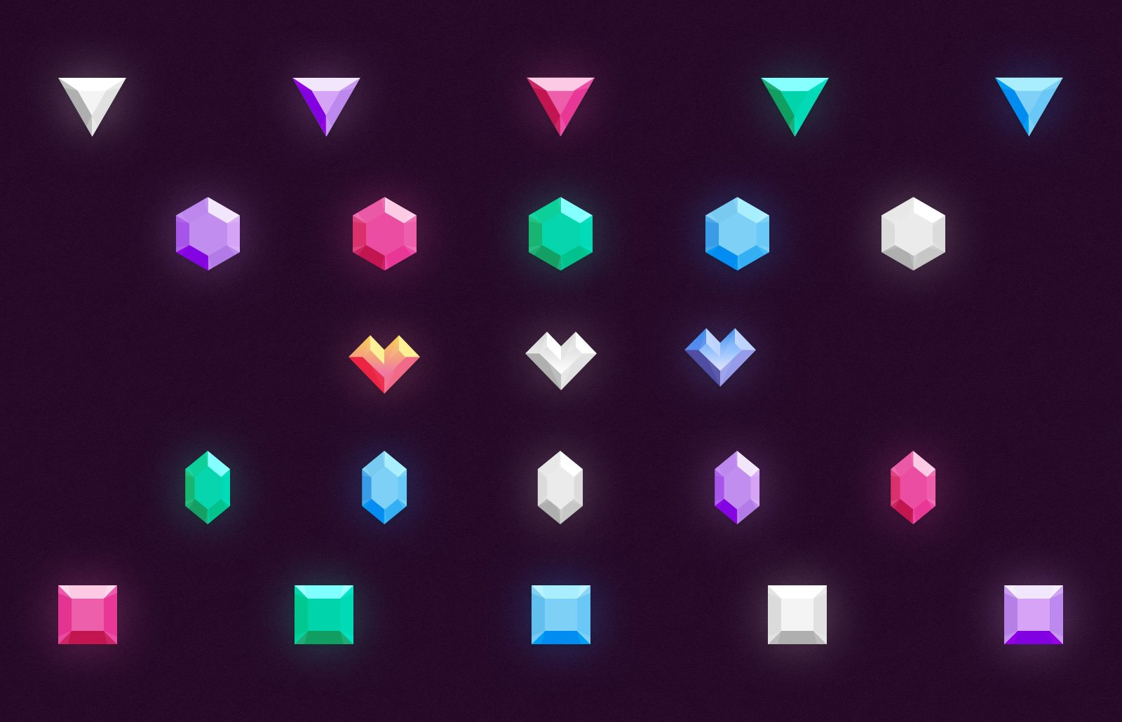 Gems & Diamonds